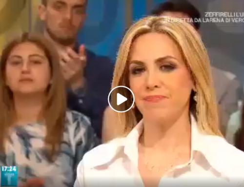 Intervista a La Vita in Diretta.