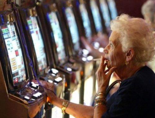 Azzardo, la febbre da gioco non conosce età