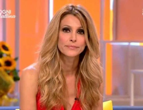 """Intervista a Tiberio Patrizi ad  """"Ogni Mattina"""" su TV8"""